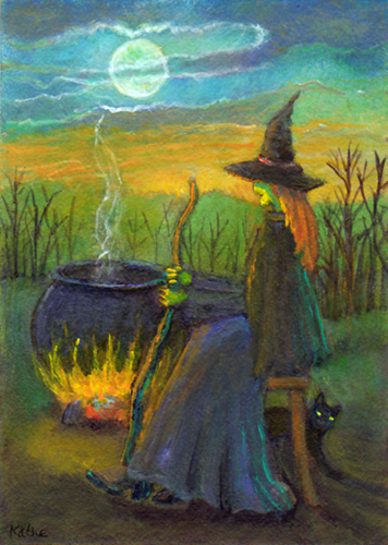 ACEO-witches30a