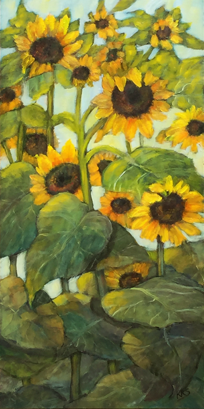 kathe-sunflowers12x24-revised